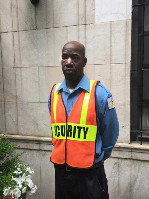 Meet Osbourne Thomas, Block Security